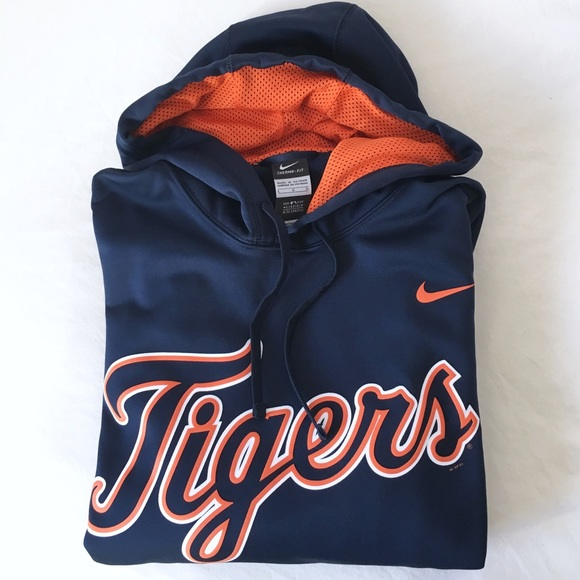 lowest price c84cf 6e113 ... Detroit tigers hoodie. M 5a94b039a825a648c0f8369f